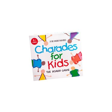 Charades For Kids The Board Game