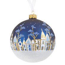 Winter Palace Scene Bauble