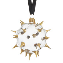 Into the Woods 24ct Urchin Bauble