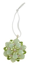 Hanging Flower Opal Green