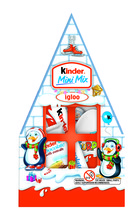 Kinder mini mix house