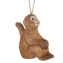 Tales of the Maharaja Monkey Wooden Hanger