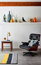 Vitra Eames Lounge armchair