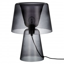 John Lewis Design Project No 001 Smoke Glass table lamp £160