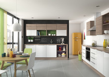 Introducing the contemporary new House fitted kitchen by John Lewis