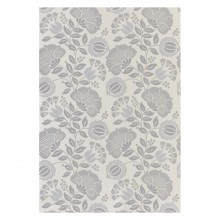 John Lewis - Genevieve Bennett Persian thistle neutral wallpaper