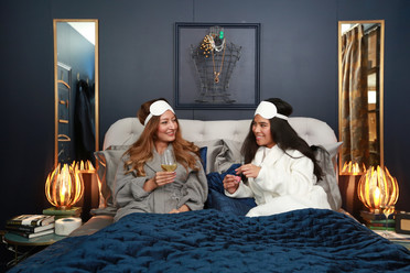 A sleepover at The Residence at John Lewis Oxford Street
