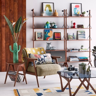Palm Springs Soren 5 shelf unit