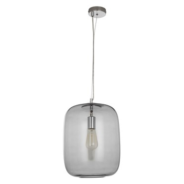 John Lewis Digby smoked barrel pendant light £150