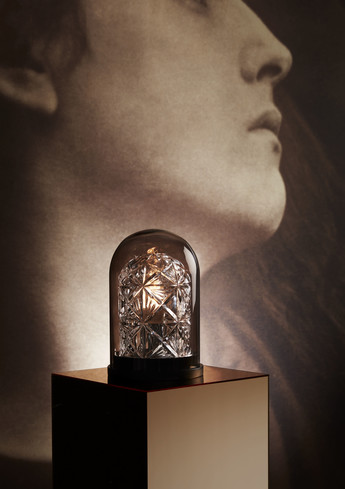 V&A Inspired, John Lewis designed Paxton Cloche Table Lamp, £140