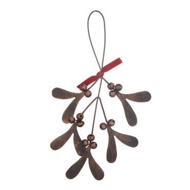 Highland Myths Bronze Mistletoe Hanger £4